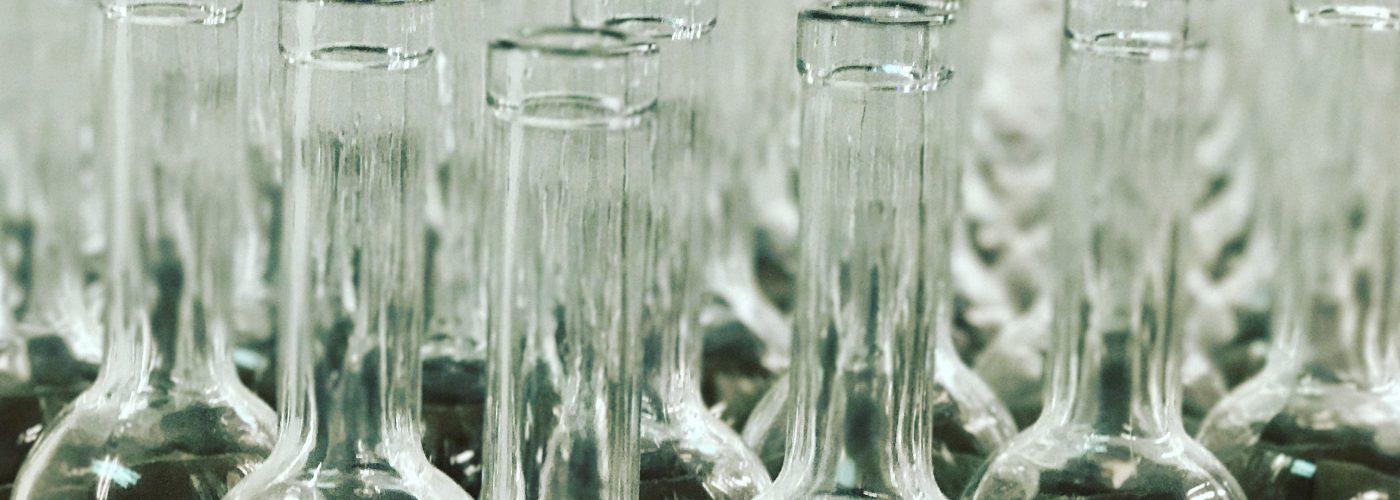 bottles distillery